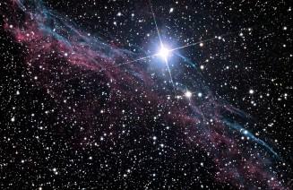 Imatge de la nebulosa del Vel