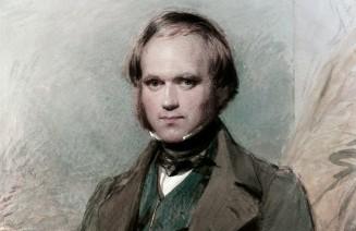 "Foto: De ""Origins"", Richard Leakey and Roger Lewin Font: Wikimedia Commons http://commons.wikimedia.org/wiki/File:Charles_Darwin_by_G._Richmond.jpg"