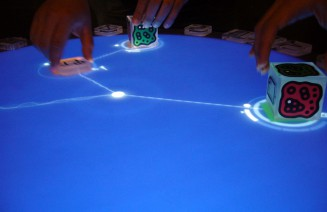Imatge d'un reactable