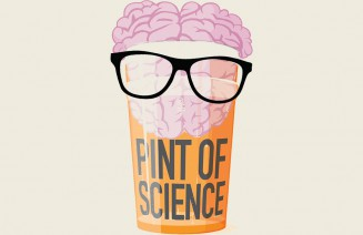 Cartell del Pint of Science
