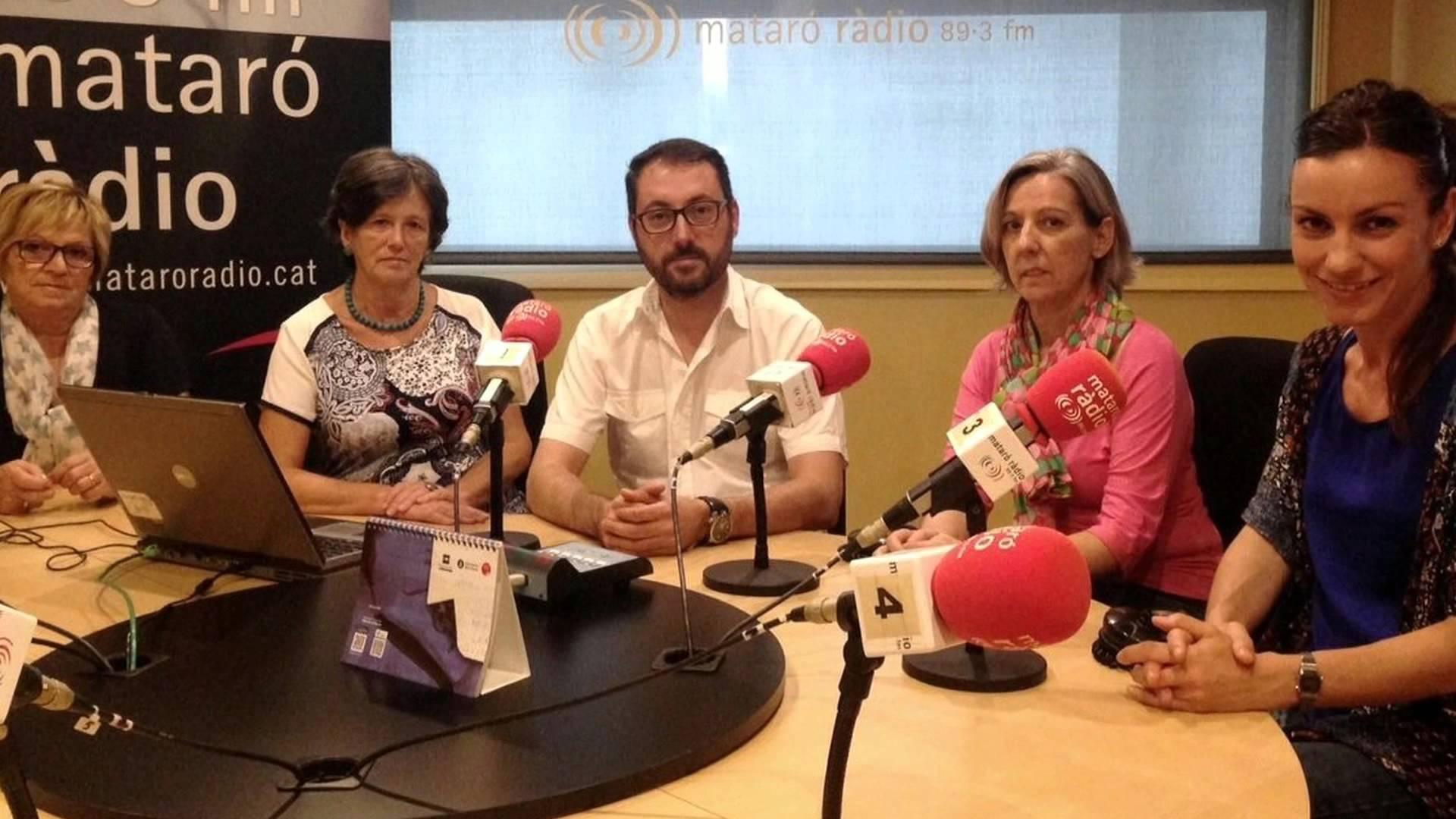 Entrevista a Mataró Ràdio