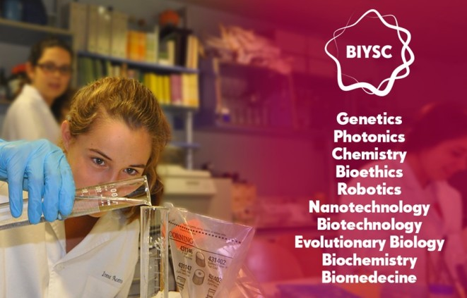 BIYSC Barcelona International Youth Science Challenge