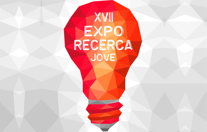 Cartell de ExpoRecerca Jove 2016