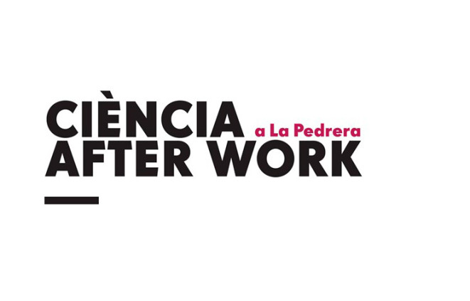 Cartell del cicle Ciència After Work de la Pedrera