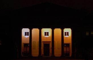 Imatge d'un dels antics museus del parc de la Ciutadella