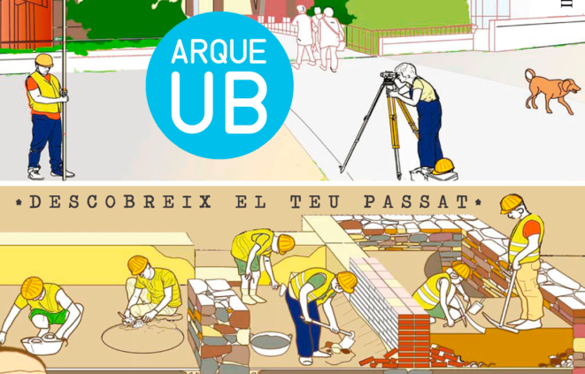 Imatge del projecte ArqueUB