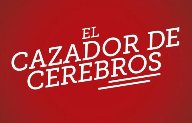 Logotip de El Cazador de Cerebros