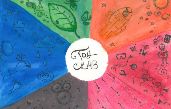 Imatge del cartell del Toy Lab