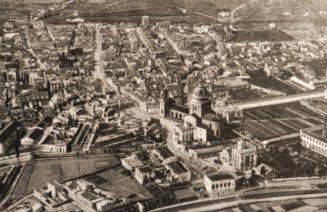Foto antiga del barri de Sant Andreu