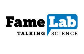 Logotip del FameLab