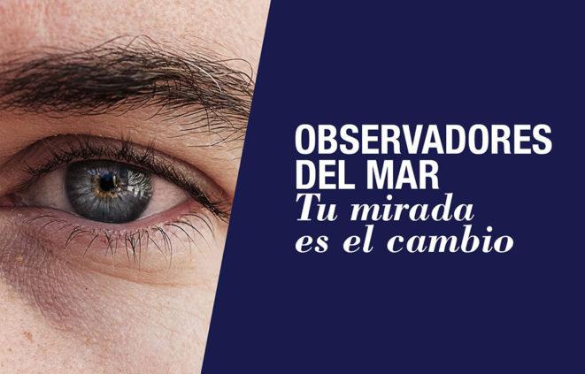 Imatge del cartell Observadors del Mar, la teva mirada és el canvi
