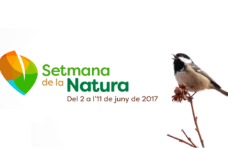 Cartell de la Setmana de la Natura 2017