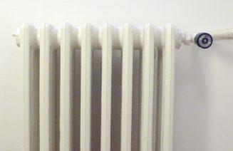 Imatge d'un radiador de gas