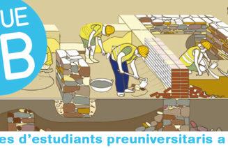 ArqueUB-Estades d'estudiants preuniversitaris