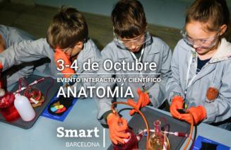 Smart Barcelona: Anatomia el 3 i 4 octubre